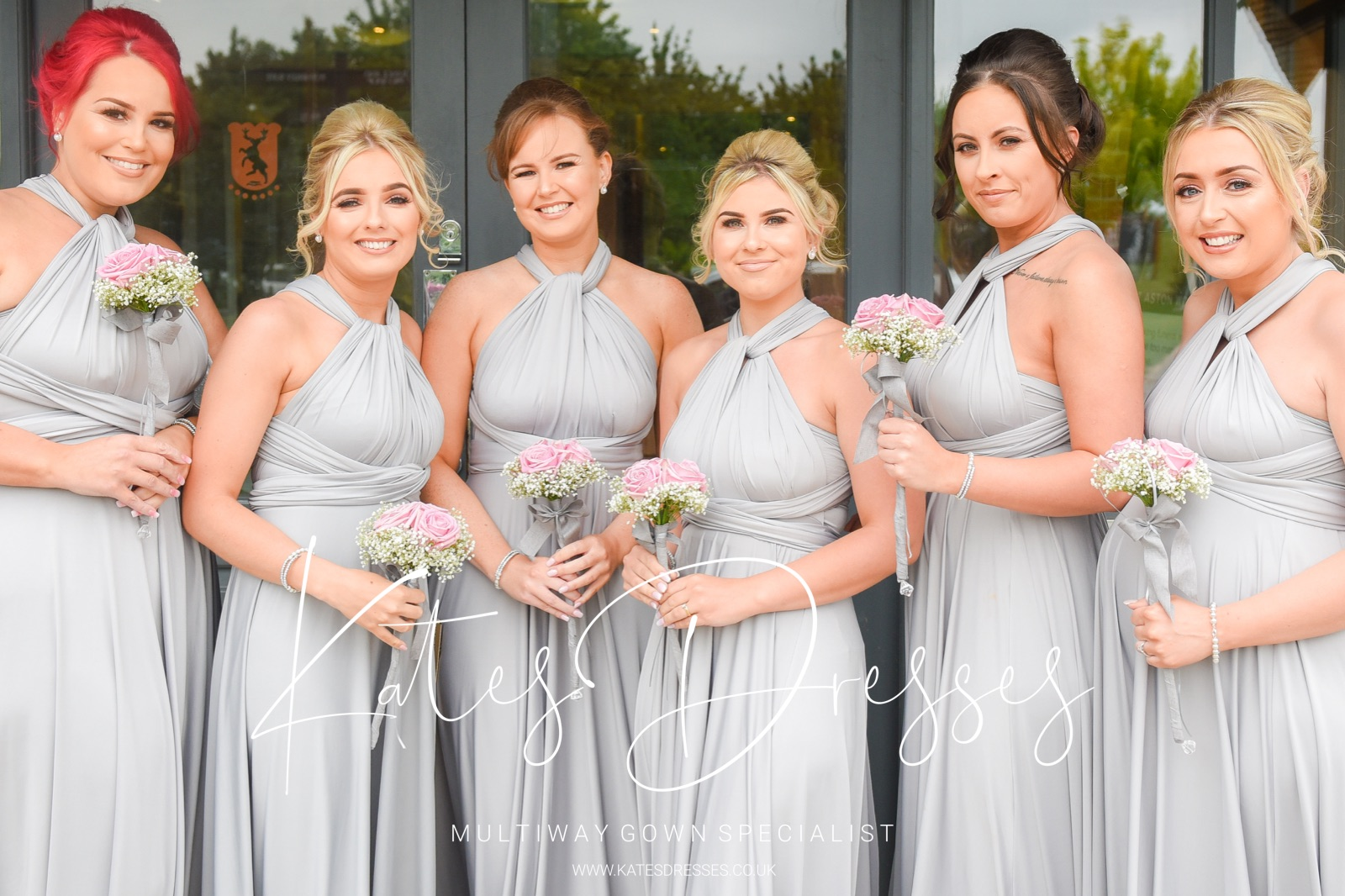 Kates Dresses has been nominated for The Wedding Industry Awards!