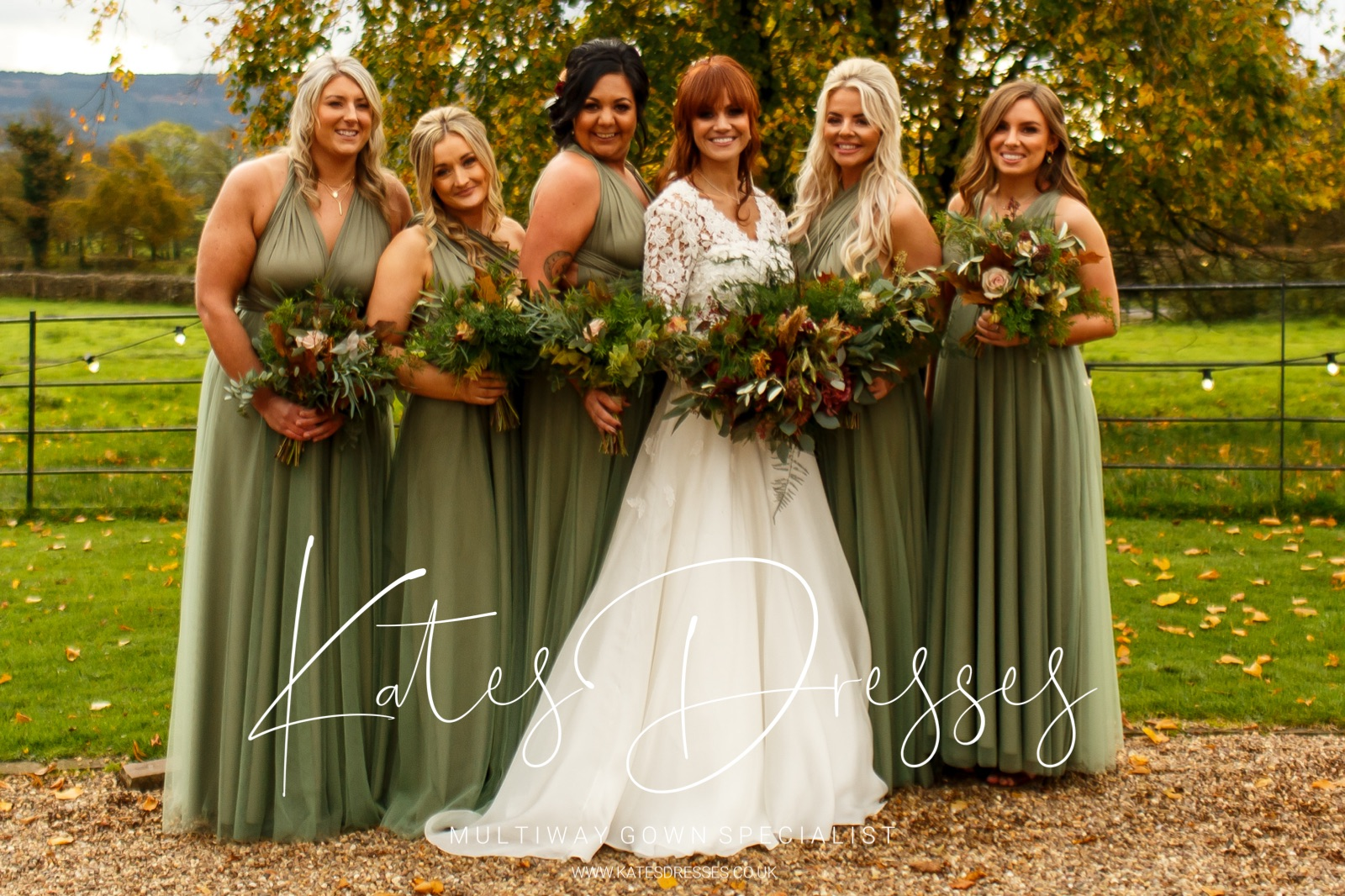 Top tips that will make buying your bridesmaid gowns stress-free